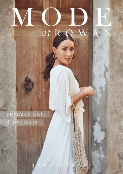 Mode at Rowan: Summer Knit
