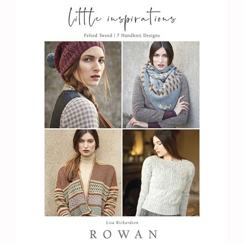 Rowan Little Inspirations: Felted Tweed