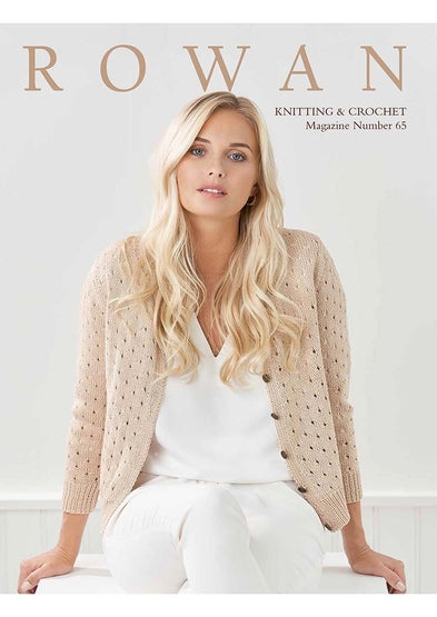 Rowan Knitting and Crochet Magazine 65