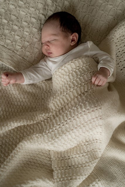 BC59 - Morning Mist Baby Blanket