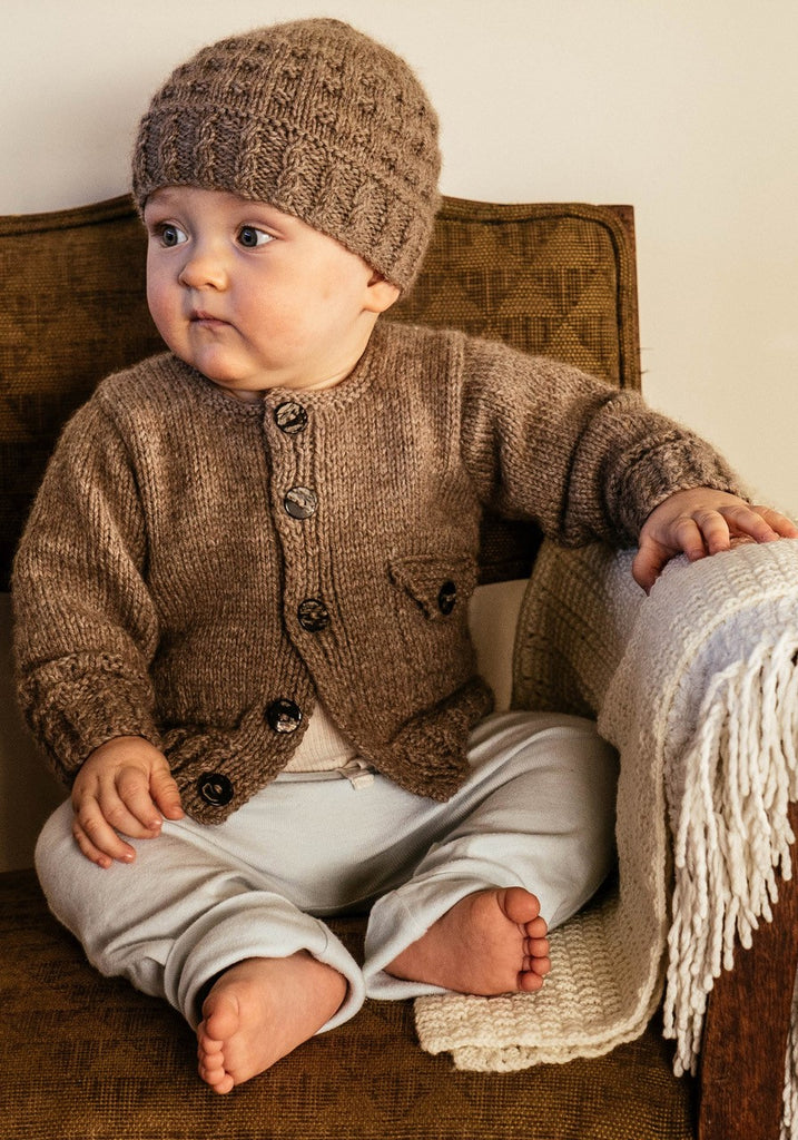 Bc62 - Boston Cardi and Beanie