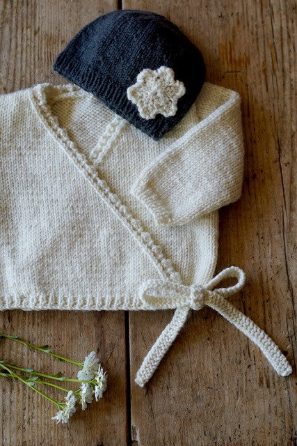Bc73 - Sophia Wrap Cardi and Hat