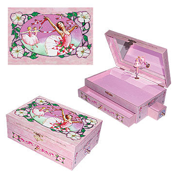 The Recital Ballet Music Box from Enchantmints three in one