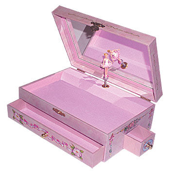 The Recital Ballet Music Box from Enchantmints open
