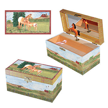 Big Sky Music Box Three-In-One | Beautiful gifts and decor for children from Enchantmints