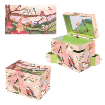 Wings of a Song Music Box three-in-one | Beautiful childrens gifts and decor from Enchantmints