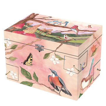 Wings of a Song Music Box closed | Beautiful childrens gifts and decor from Enchantmints