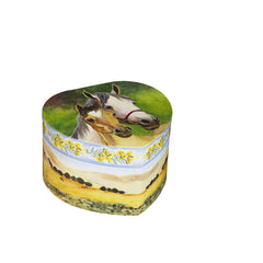 Love of Horses Music Box for sale by Enchantmints