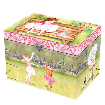 Music Box closed | Beautiful children's gifts and decor from Enchantmints