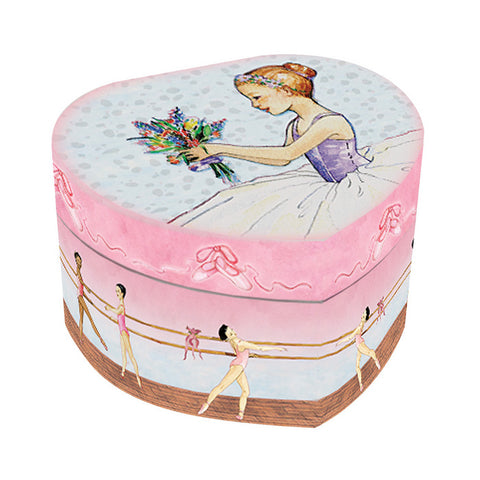 Ballet Music Box from Enchantmints closed