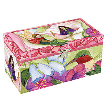 Thumbelina music box | beautiful childrens gifts and decor form Enchantmints