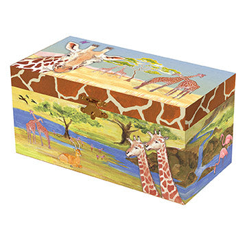 Giraffe Music Box | Beautiful childrens gifts and decor from Enchantmints