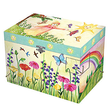 Summer Sunshine Music Box closed | beautiful childrens gifts and decor from Enchantmints