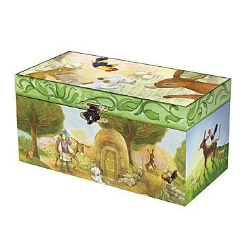 Bremen Friends Music Box closed | beautiful childrens gifts and decor from Enchantmints