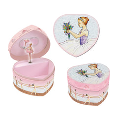 Ballet Heart Music Box for Sale from Enchantmints