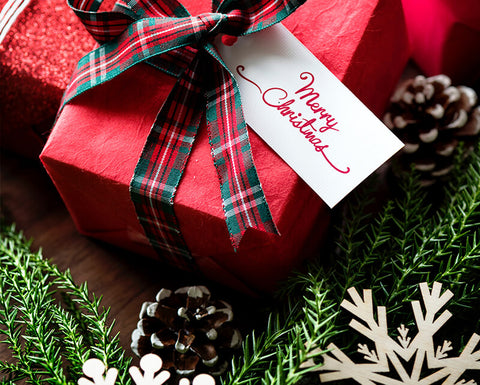 four gifts rule for holiday gift giving and stress free christmas