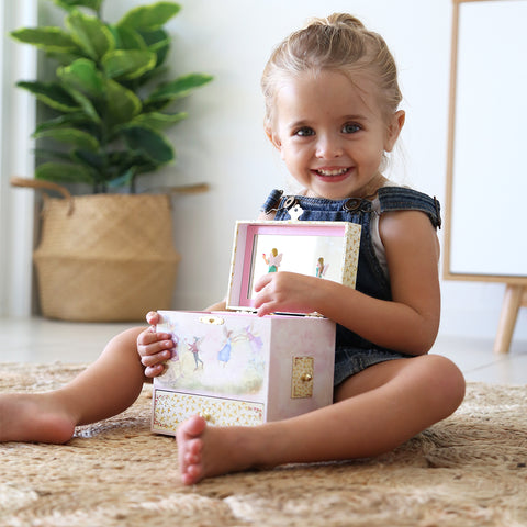 cute affordable gifts for kids | enchantmints just in case musical treasure box
