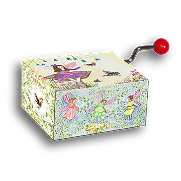Gizelle Fairy Mini Music | Beautiful childrens gifts and decors from Enchantmints