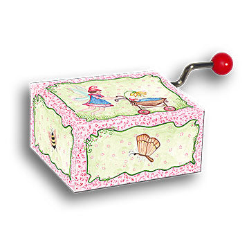 Trudy Fairy Mini Music | Beautiful childrens gifts and decors from Enchantmints