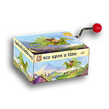 Dragon's World Storybook Mini Music | Beautiful childrens gifts and decors from Enchantmints