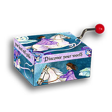 Discover Your World Storybook Mini Music | Beautiful childrens gifts and decors from Enchantmints