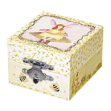 Tandy Tooth Fairy Box  | Beautiful childrens gifts and decor from Enchantmints