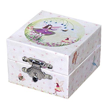 Gizelle Tooth Fairy Box  | Beautiful childrens gifts and decor from Enchantmints