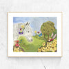 Horse Fairy Printable Wall Art