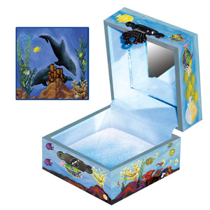 Ocean Playtime Tiny Treasure Box