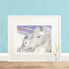 Unicorn Printable Wall Art