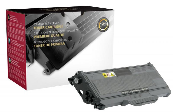 Brother  TN360-Compatible New Toner (Hi Yield of TN330 Toner)