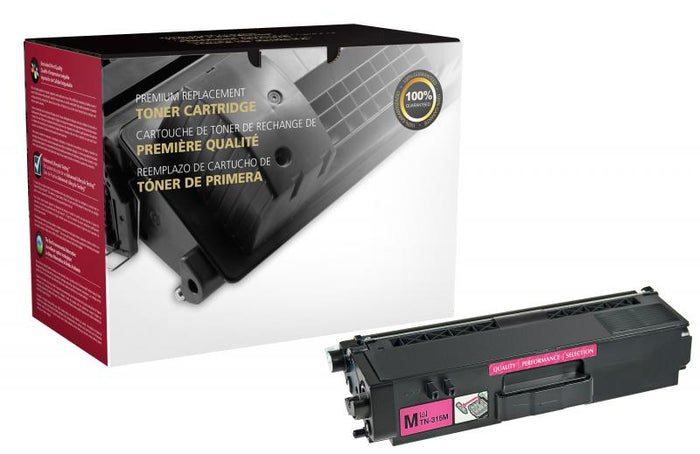 Brother  TN315M-Compatible New Toner