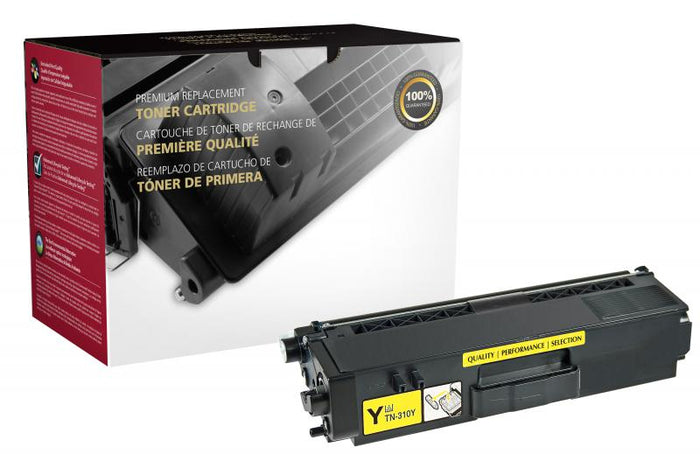 Brother  TN315Y-Compatible New Toner
