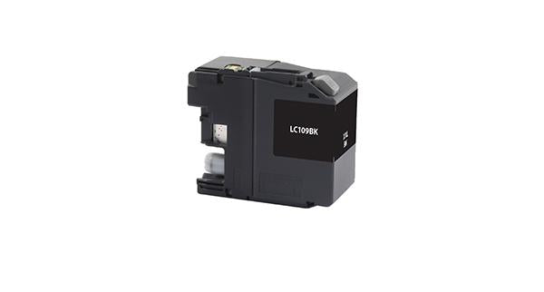 Brother  LC109BK-Compatible Ink Cartridge