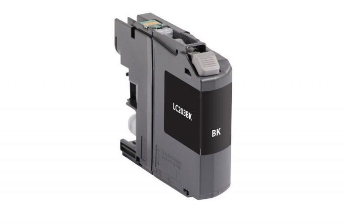Brother  LC203BK-Compatible Ink Cartridge