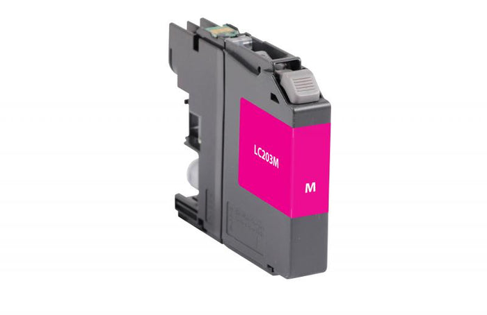 Brother  LC203M-Compatible Ink Cartridge