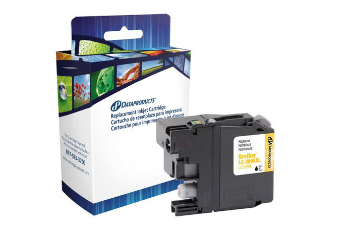 Brother  LC209BK-Compatible Ink Cartridge