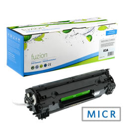HP CF283A MICR Toner - Black- Remanufactured