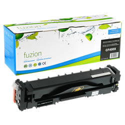 HP LaserJet Pro M252n HY Toner - cf400 201 - Black- New Compatible - Budget Printing & Supplies