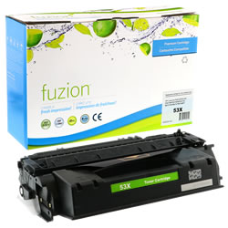 HP Q7553X (53 X) New Compatible Toner - Black - Budget Printing & Supplies