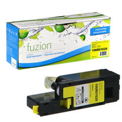 Xerox 106R01629 Compatible Yellow Toner Cartridge ( XEROX Phaser 6000 / 6010 / 6015 ) - Budget Printing & Supplies