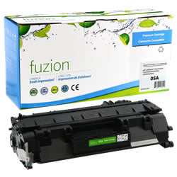 HP LaserJet P2035 Toner - Black- CE505A New Compatible - Budget Printing & Supplies
