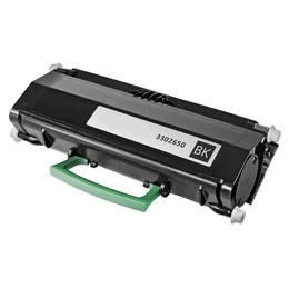 Dell 2350dn 3302667 2666 PK937 DM253 Compliant Compatible Black Toner Cartridge High Yield - Budget Printing & Supplies