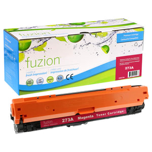 HP Colour Laserjet CP5525 Toner - Magenta- Remanufactured CE273A - Budget Printing & Supplies