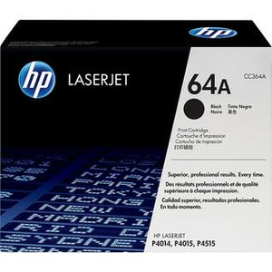HP CC364A Toner - Black- New Original ( HP 64A )