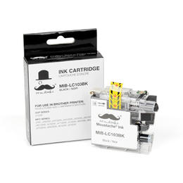 Brother  LC103BK-Compatible Ink Cartridge