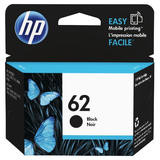 HP 62 C2P04AN Original Blackr Ink Cartridge. Genuine Product from HP OEM - Budget Printing & Supplies