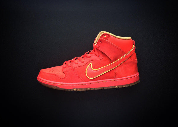 "NIKE DUNK HIGH PREMIUM SB ""CNY"" (2014) - ATLAS"