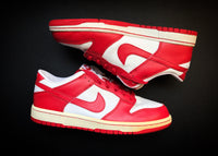 "NIKE DUNK LOW ""VARSITY RED - ST. JOHNS"" (2005) - ATLAS"