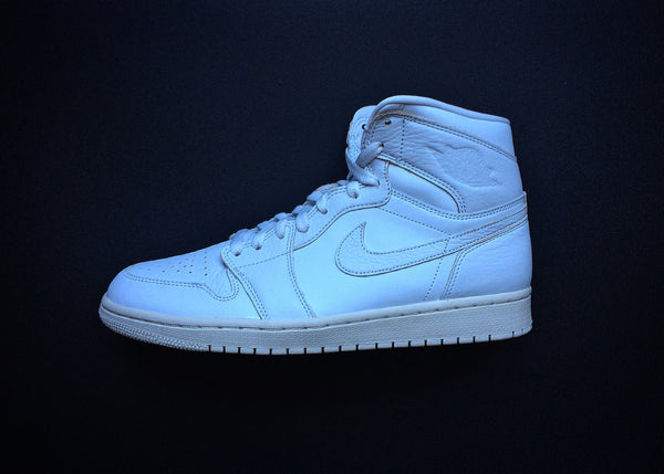 "NIKE AIR JORDAN 1 HIGH PREMIUM ""PURE PLATINUM"" (2018)"
